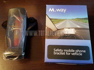 soporte de móvil para salpicadero de coche