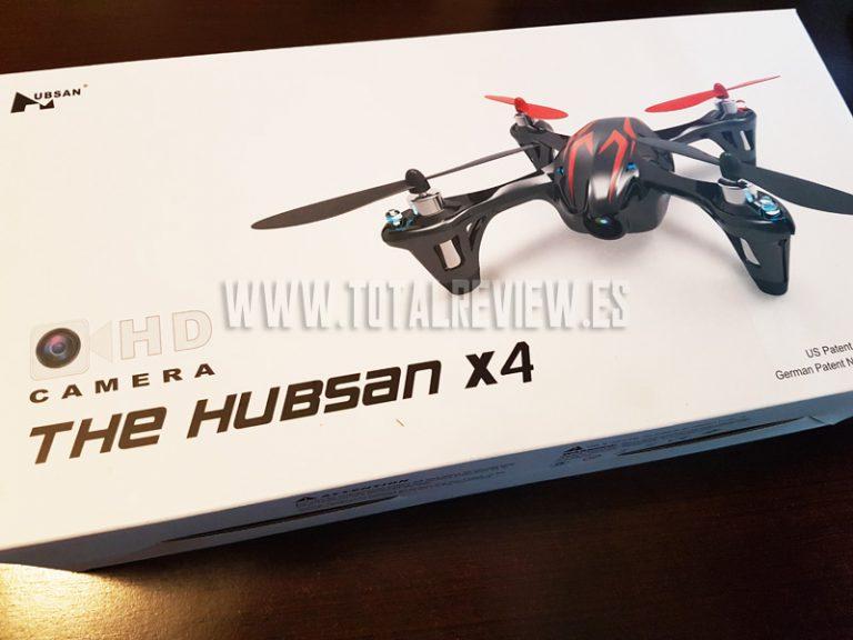 ¿Buscas drones para comprar? ¿Qué tal el drone Hubsan X4 H107C?