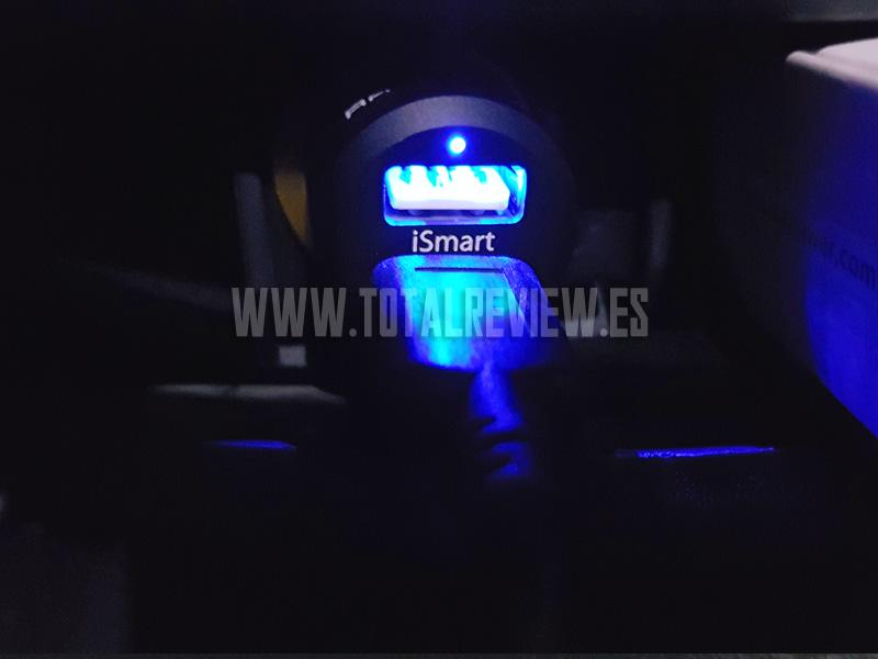 cargador movil coche rapido3 1 - Este es el mejor cargador de móvil para coche rápido que vas a encontrar