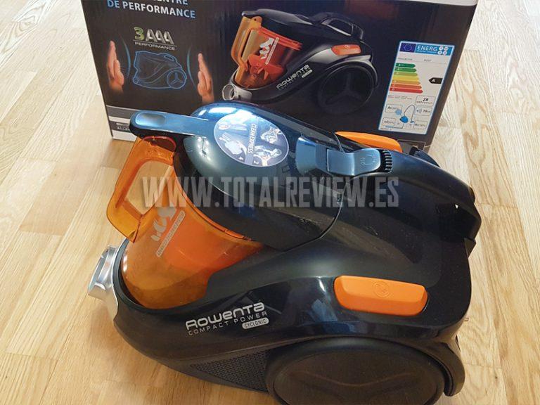 Aspirador Rowenta: una de las mejores aspiradoras para comprar en Amazon