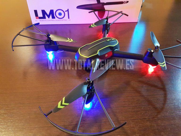 Si buscas drones con cámara, este drone de Amazon no te decepcionará