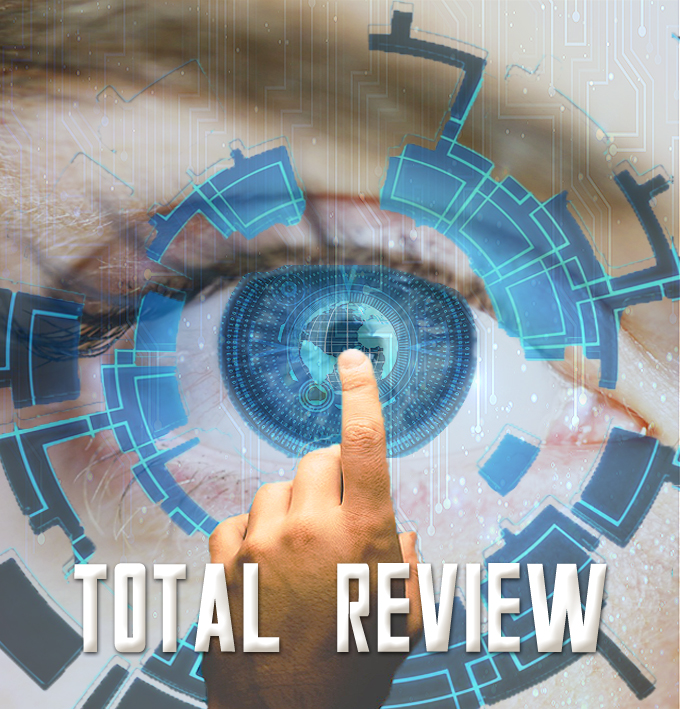 Total Review icono