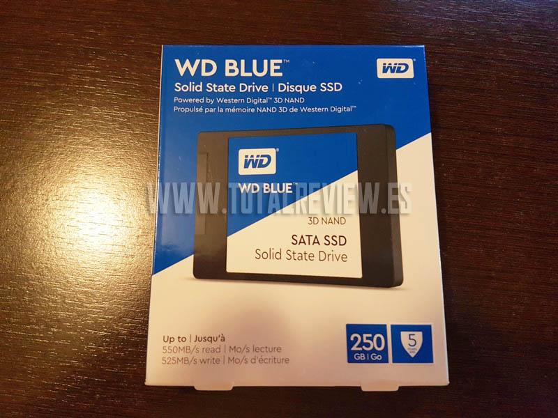 disco duro SSD WD