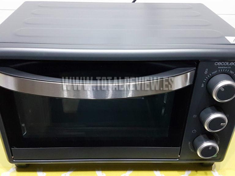 Un vistazo al horno de sobremesa eléctrico más vendido en Amazon