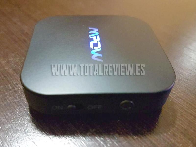 transmisor Bluetooth Mpow