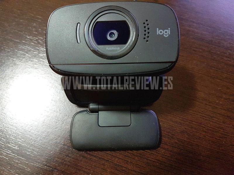 Cámara web, webcam Logitech B525