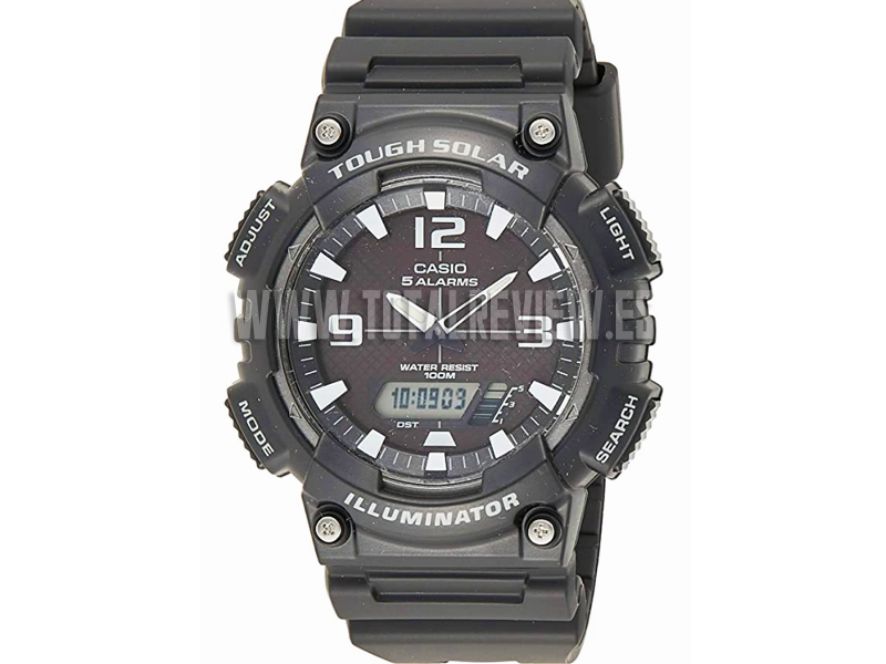 reloj Casio solar