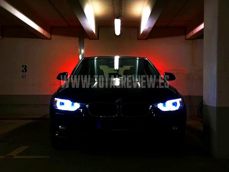 cambiar luces del coche por LED