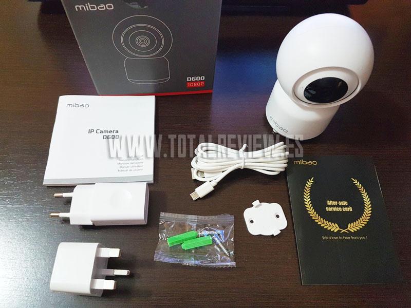 cámara de vigilancia de casa