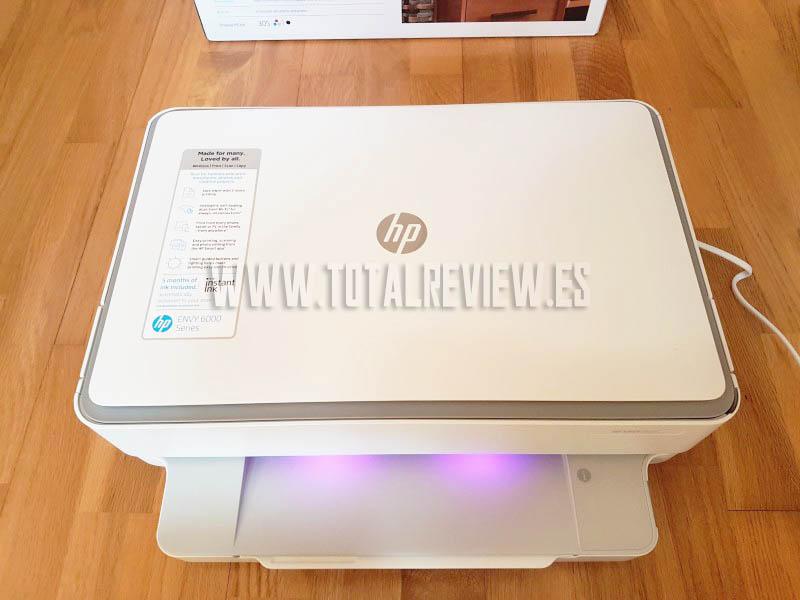 instalar una impresora HP