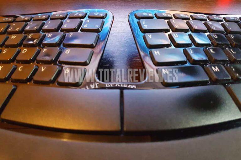 Teclados de ordenador ergonómicos: Microsoft y Perixx